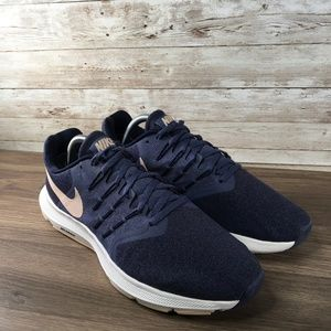 Nike Swift Run Women's Navy Running Shoe